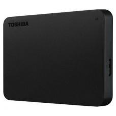 HD EXT 2.5  1TB TOSHIBA CANVIO BASIC USB 3.0 NEGRO