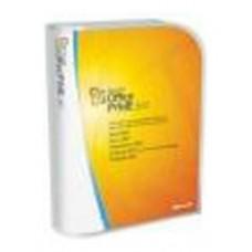 MICROSOFT OEM HP OFFICE 2007 SBE (PYME) GE318t