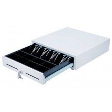 Seypos HS-410 Metal Negro bandeja para cajón portamonedas