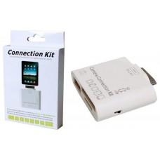Kit Conexion Camara 5 en 1 IPAD