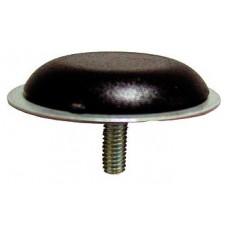 Tapon antena negro , 30 mm . (Espera 4 dias)