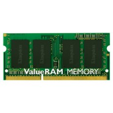 MEMORIA KINGSTON SODIMM DDR3 2GB 1333MHZ CL9 SR