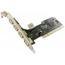 TARJETA PCI USB LL-UPC-124V (Espera 3 dias)