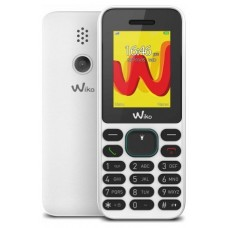 Wiko Lubi5 Telefono Movil 1.8 QVGA BT Blanco