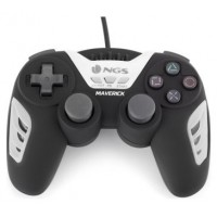 GAMEPAD ERGONOMICO USB / PS2 / PS3  NGS MAVERICK