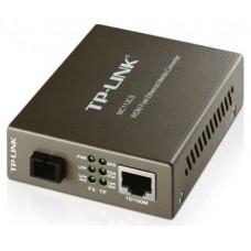 CONVERTIDOR FIBRA TP-LINK MC112CS RJ45 ETH A FIBRA