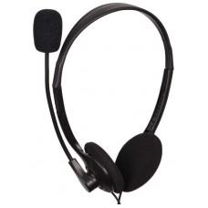 Gembird MHS-123 Binaurale Diadema Negro auricular con micrófono