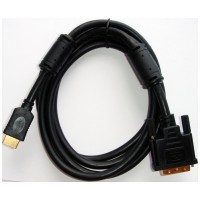 CABLE HDMI A DVI 1,8 MTS. MM-CAB-HDMI-6 (Espera 3 dias)