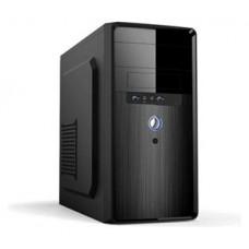 CAJA  MICRO-ATX SEMITORRE PC CASE MPC-24  CON (Fuente