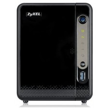ZyXEL NAS326 NAS 2 Bay Personal Cloud Storage NO/H