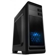 Nox Caja Semitorre ATX MODUS AZUL USB 3.0