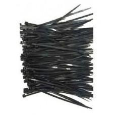 Gembird NYTFR-250X3.6 Nylon Negro 100pieza(s) presilla