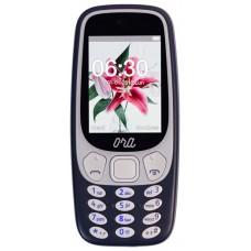 "TELEFONO MOVIL ORA PHONE KIRA N2401 2,4""-DUAL SIM-RADIO-AZUL"