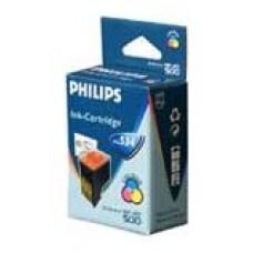 TINTA PHILIPS FAX MF JET 440/450/500 COLOR PFA534