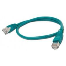 Gembird Patch Cord Cat.6 UTP 0.5m 0.5m Cat6 U/UTP (UTP) Verde cable de red