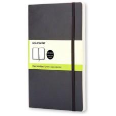 MOLESKINE NOTEBOOK POCKET PLAIN BLACK SOFT COVER