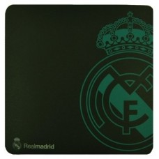 Real Madrid Alfombrilla Negra Escudo
