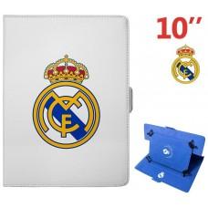 Real Madrid Funda Tablet 10 Escudo