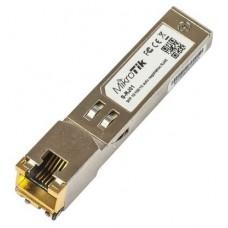 Mikrotik S-RJ01 Módulo convertidor de RJ45 a SFP