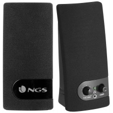 NGS SB150 - Altavoces 2.0 - 150W - 4W RMS - Jack 3.5mm (Espera 3 dias)