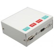 CAJA CONEXIONES COMPACTA 10M CABLES (HDMI INCLUIDO)