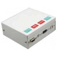 CAJA CONEXIONES COMPACTA 5M CABLES (HDMI INCLUIDO)