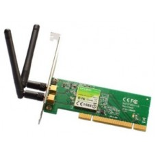 TP-LINK WN851ND Tarjeta Red WiFi N300 PCI