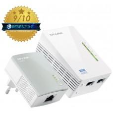 TP-LINK TL-WPA4220 KIT Powerline Extensor AV500
