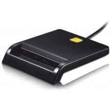 LECTOR TARJETA MEMORIA EXTERNO TOOQ TQR-210B DNIE USB