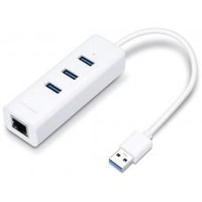 CONVERSOR TP-LINK UE330 DE USB3.0 A ETHERNET GIGABIT