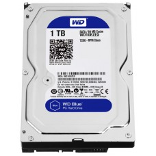 """HDD WD 3.5"""""""" 1TB 7200RPM 64MB SATA3 BLUE"""