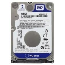 """HDD WD 2.5"""""""" 500GB 5400RPM 16MB SATA3 BLUE"""