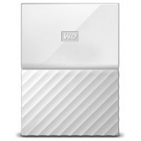 "HD WD EXTERNO. 4TB 2.5"" WHITE WDBYFT0040BWT-WESN MY PASSPORT WORLWIDE BLANCO"