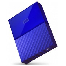 DISCO DURO EXT USB3.0 2.5  1TB WD MY PASSPORT AZUL