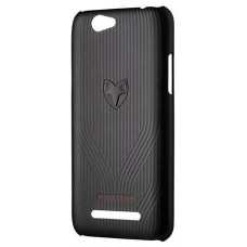 FUNDA MOVIL WILEYFOX SPARK X RIGIDA NEGRO